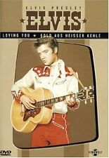 ELVIS PRESLEY: LOVING YOU - GOLD AUS HEISSER KEHLE    DVD/NEU