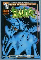 Sludge #1 (Oct 1993, Malibu [Ultraverse]) [Flip-Book; Rune Cover A] Gerber