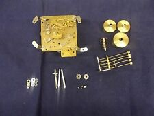 Franz Hermle 340-020A Westminster Chime Mantel Clock Movement (non-working) #17