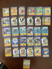 Digimon Lot - Cards / Prima Game Guide / Postcards - Rare