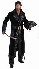 Men's Deluxe Blackbeard Pirate Costume Designer Collection Size Large