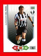 CALCIATORI 2010-2011 11 - Adrenalyn Panini Card BASIC - DEL PIERO - JUVENTUS