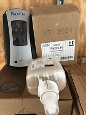 Provon LTX-12 Touchless Handsfree Hand Soap Dispenser W/ 2 40oz Refill Carts New