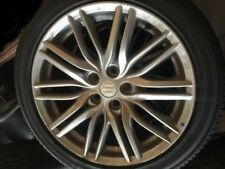 18inch SUZUKI KIZASHI GENUINE ALLOY WHEELS SET✺18x7✺2014 SILVER COLOUR