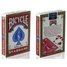 Jeu de cartes Standard - Bicycle Rouge - Poker - Magie - Cards Karten Cartas