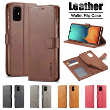 For Samsung A11 A21S A31 A41 A51 A71 Magnetic Wallet PU Leather Flip Cover Case