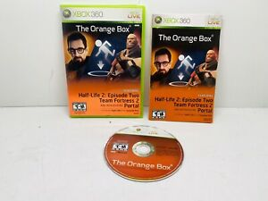 The Orange Box Half Life 2 (Xbox 360, 2007)