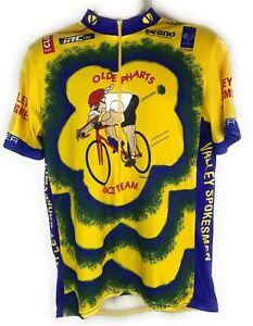 Voler Cycling Racing Jersey 2XL XXL Old Farts Valley Spokesmen Walnut Creek CA