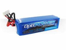 OptiPower Lipo Battery 5000mAh 6S 30C