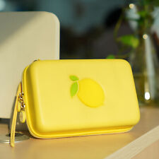 Protective Case Charger Storage Bag Case for Nintend Switch Game Console Yellow
