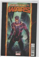 Secret Wars #7 Marvel Variant Cyclops X-Men 1st Print Includes Digital
