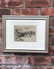 "Small Size Peter Pan /& Wendy mounted print white 8/"" x 6/"" Gordon Bruce art"