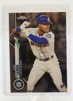 2020 Topps Chrome Kyle Lewis Rookie Card #186 - Rookie of the Year! RC - QTY!