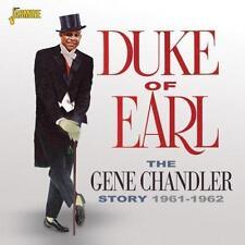 Gene Chandler - The Gene Chandler Story - Duke Of Earl 1961-1962 (NEW CD)