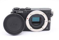 Panasonic LUMIX DMC-GM1 16.0 MP Digital Camera - Black (Body Only)