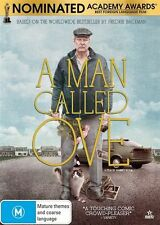 A Man Called Ove (DVD, 2017) NEW