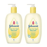 Johnson's Top to Toe Baby wash (500ml) (pack of 2) free shipping world