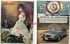 INTREPIDO 49 Universo 1967 - 300 All'ora PONTIAC FIREBIRD Opel Kadet LS