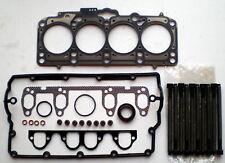 FOR AUDI A3 A4 A6 VW GOLF PASSAT SHARAN BORA GALAXY 1.9TDi HEAD GASKET SET BOLTS