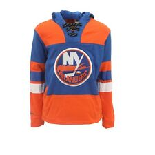 New York Islanders NHL Reebok Kids Youth Size Jersey-Style Hooded Sweatshirt New