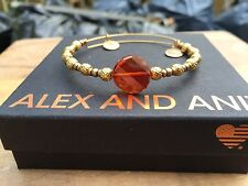 ALEX and ANI SAHARA FULL CIRCLE SWAROVSKI CRYSTAL Beaded Bangle BRACELET 💎