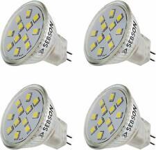 LED Lampe GU4/ MR11 2,4W, ersetzt 20W Glühlampe, warmweiß, 150lm,