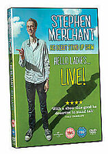 Stephen Merchant - Hello Ladies (DVD, 2011)