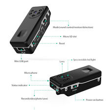 Small Hidden Audio Video Recorder Spy Camera for Covert Operations