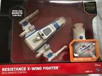 Star Wars Resistance X-Wing Fighter Wireless RemoteControl The Force Awakens New