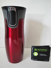Contigo West Loop - 2.0  Thermobecher - rot - Isolierbecher - Kaffeebecher NEU