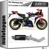 ARROW KIT EXHAUST RACE GP2 STEEL BLACK HONDA CBR 1000 RR 2008 08 2009 09 2010 10