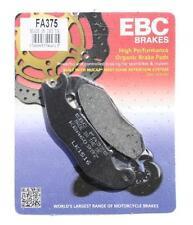 EBC PASTIGLIE FRENI ANT FA375 HONDA CBF 125 2009 - 2015 M9 MA MB MD ME