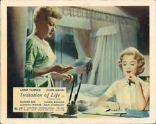 Imitation De Vie Lana Turner Sandra Dee Original Lobby Carte