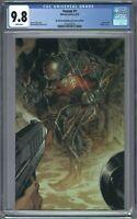 VENOM #1 CGC 9.8 Stegman VIRGIN 2ND PRINT Unknown Comics