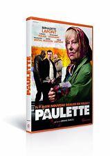 DVD *** PAULETTE  *** avec Bernadette Laffont, Dominique Lavanant (neuf emballé)