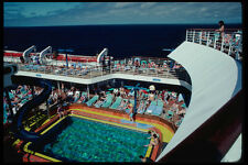 669039 The Ships Pool Is The Most Popular Place On Deck A4 Photo Print