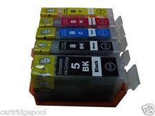 5 ink cartridge set for canon Pixma MP830 PGI-5BK CLI-8