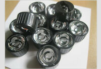 10pcs 5/8/10/15/25/30/45/60 Degree Led Lens for 1W 3W 5W Hight Power with Holder