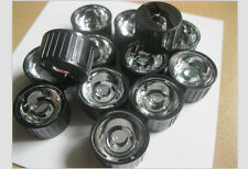 10pcs x 30degrees led Lens for 1W 3W 5W Hight Power LED with holder