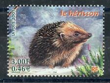 TIMBRE FRANCE NEUF N° 3383 ** FAUNE - HERISSON