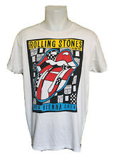 Rolling Stones Tshirt 14 On Fire Vienna 2014 Collector Springfield T-Shirt R.S L