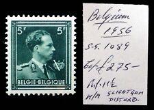 BELGIUM 1956 SG1089 As Described Mounted Mint NC694