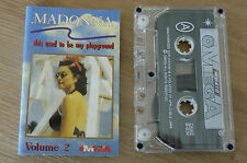 Cassette - K7 - Tape : Madonna This Used To Be My Playground Omega 168 Poland