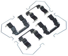 Mazda 626 & Mx6 Mx-6 Rear Disk Brake Pad Hardware Kit  1993 To 2002