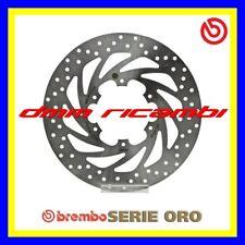 Disco freno anteriore BREMBO ORO PIAGGIO BEVERLY 125 300 350 ie 12>13 2012 2013