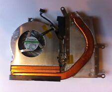 "APPLE MACBOOK 13"" A1181 CPU Heatink & Fan/Temperature Sensor 2007/03/17 607-0142"