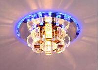 L96 K9 Modern Crystal LED Ceiling Light Pendant Lamp Fixture Lighting Chandelier