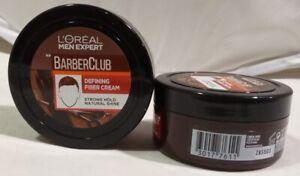 L'Oreal Paris Men Expert Barber Club Defining Cream Strong Hold Natural Shine