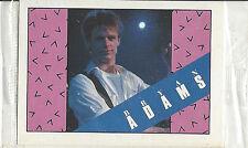1985 Bryan Adams Sealed Fan Club Card