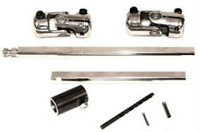 1955-57 Chevy Steering Shaft Kit Rack to After Market Column IN STOCK FAST SHIP